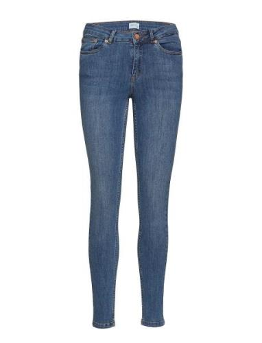 Maggiegz Jeans Noos Skinny Farkut Sininen Gestuz